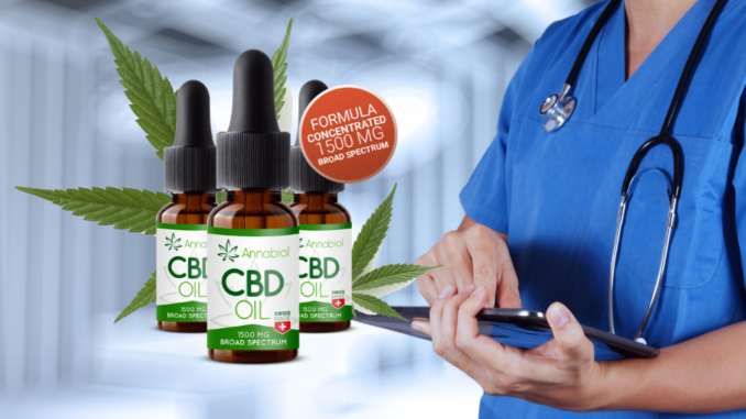 Annabiol CBD Oil