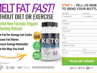 Keto Advanced 1500 Order
